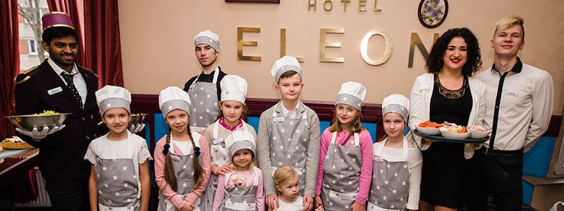 Bērnu ballītes Rīgā